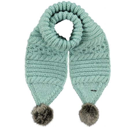 Barts Claire Scarf Girls Ashy Mint