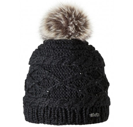 Barts Claire Beanie Girls Black