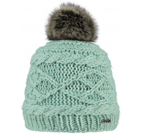 Barts Claire Beanie Girls Ashy Mint