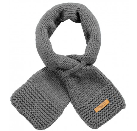 Barts Yuma Scarf heather Grey