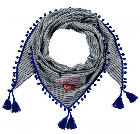Barts Ladoga Scarf Heather grey
