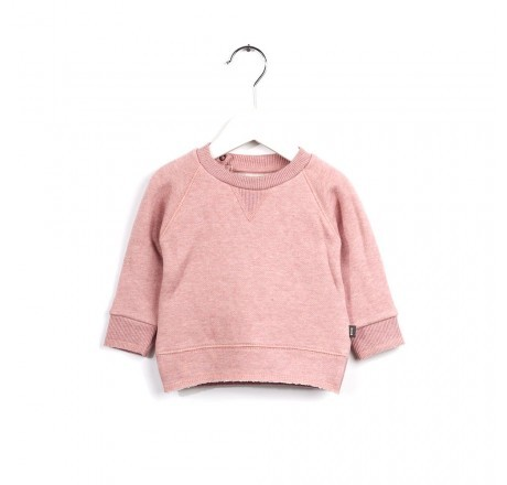 Imps&Elfs Pullover Long Sleeve earth pink melange