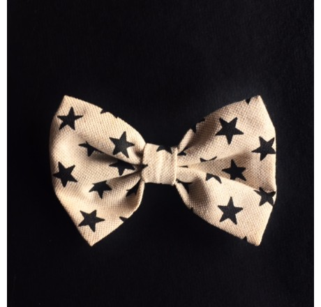 By KD Bowties Starry Cream