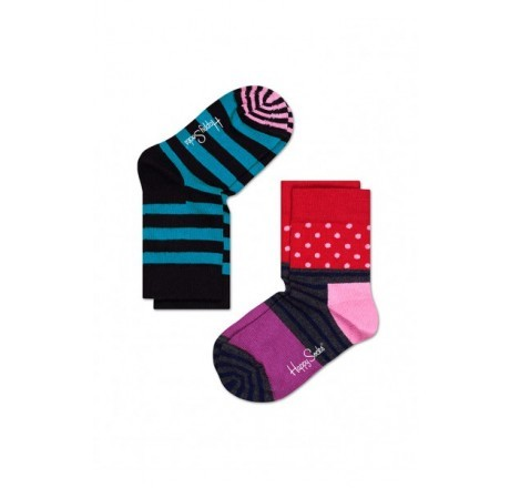 Happy Socks KDS02-405 Two Pack