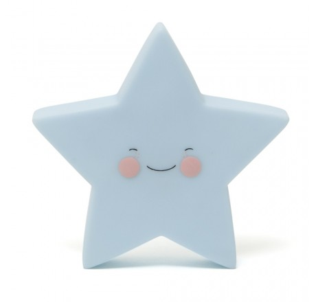 Eef Lillemor Starry Night Light Ice Blue