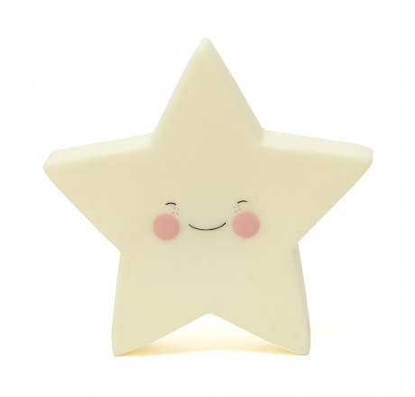 Eef Lillemor Starry Night Light Yellow