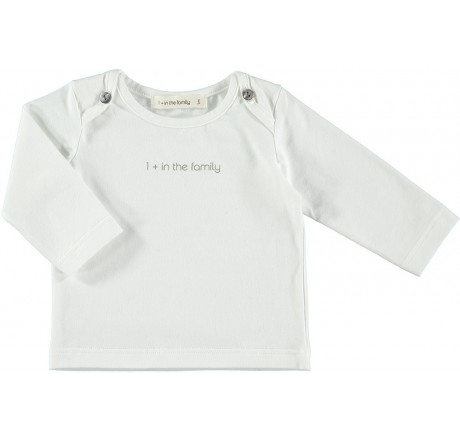 1+ in the family Longsleeve Norman White