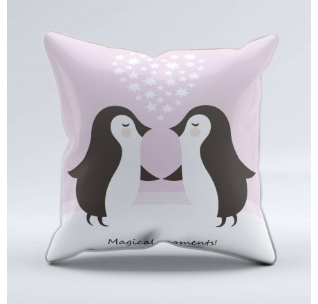 Sparkling Paper Cushion Magical moments