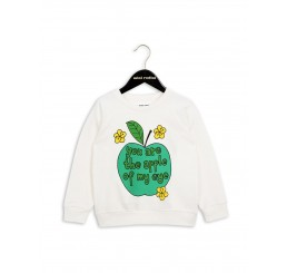 Mini Rodini Apple SP Sweatshirt Green