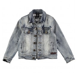 Molo Kids Harald Worn Denim