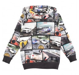 Molo Kids Russel Hoody Video Race