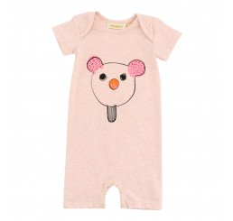 Soft Gallery Owen SL Body Pale Melange, Icebear