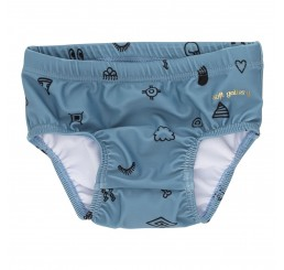 Soft Gallery Miki Swim Pants Smoke Blue, Elements