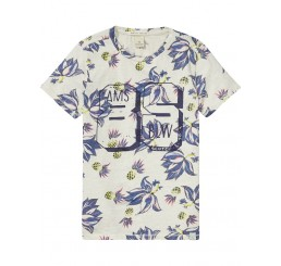 Scotch Shrunk T-Shirt with All-over print