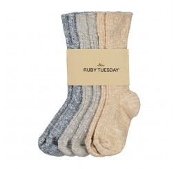 Miss Ruby Tuesday Welsch socks | Set of 3