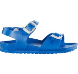 Birkenstock Rio EVA Kids Scuba Blue Narrow