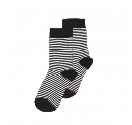 Mingo Socks Black/White