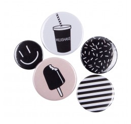 CarlijnQ BUTTONS ASSORTMENT GIRL
