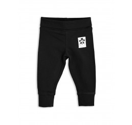 Mini Rodini BASIC New Born LEGGINGS Black