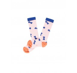 Tinycottons bow ties high socks