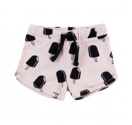 CarlijnQ ICE CREAM PINK Shorts