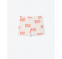 TAO Puppy Kids Shorts Raw White TAO