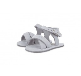 Donsje Giggles Leather Light Grey