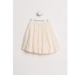 Bellerose Ilusion Skirt Off-White