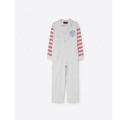 TAO Grasshopper Kids Suit Light Blue Stripes