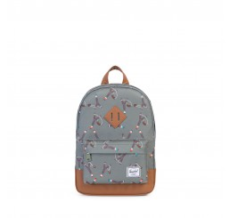 Herschel Heritage Kids Sticks&Stones/Tan Leather