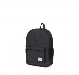 Herschel Youth Backpack Black Rubber