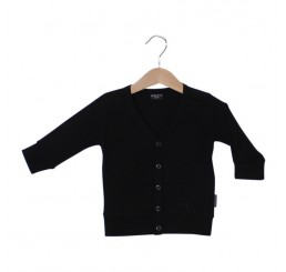 Lucky No.7 Little black Cardigan