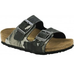 Birkenstock Arizona City Camo Gray narrow