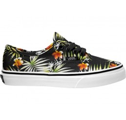 Vans Authentic Decay Palms Black/True