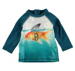 Molo Nemo swimshirt  Scary Fish