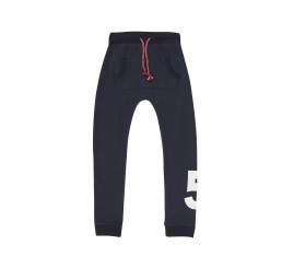 Little 10 Days Kangaroo Pant HI5 Black Blue