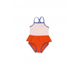 Tinycottons frill swimsuit