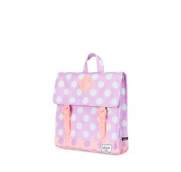 Herschel Survey Kids Backpack Lupine Polka Dot