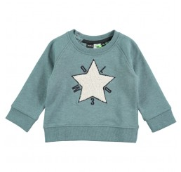 Molo Dines Sweater Goblin Blue