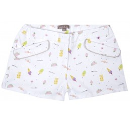 Emile et Ida Short Sucre All-over bonbons