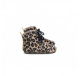 Mockies High Boots Leopard