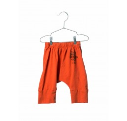 Bobo Choses Baggy Baby Trousers 1968 Red