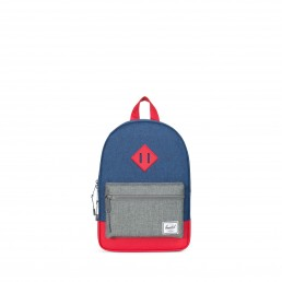 Herschel Heritage Kids Backpack Eclipse Crosshatch