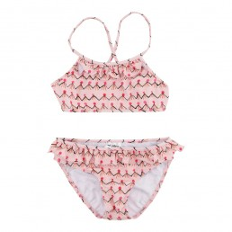 Soft Gallery Jewel Bikini Scallop Shell, Volcano