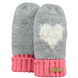 Barts Milkyway Mitts blush