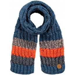 Barts Wilhelm Scarf Boys Old Blue