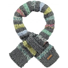 Barts Polly Scarf Dark Heather