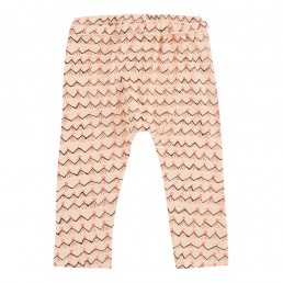 Soft Gallery Cami Pants Scallop Shell, AOP Volcano