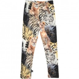 Molo Kids Niki Legging Wild Cats