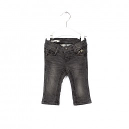 Imps&Elfs 6-Pocket Slim Pants Shadow Grey
